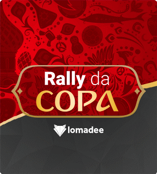 Participe do Rally da Copa Lomadee!