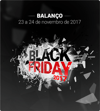 Black Friday 2017 na Lomadee