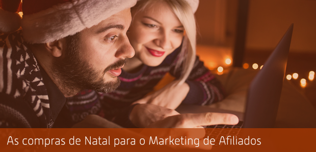Compras de Natal para o Marketing de Afiliados